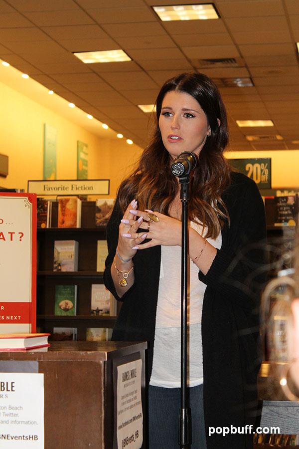 Author Katherine Schwarzenneger