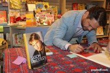 Jason Priestley Book Signing Event at Laguna Beach Books