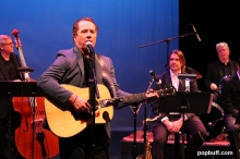 Tom Wopat and guitar